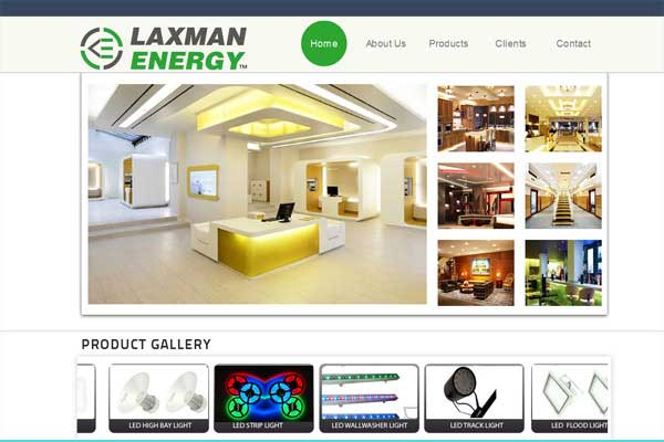 Laxman Energy - SEO Services